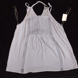 NEW CHARLOTTE RUSSE TANK TOP